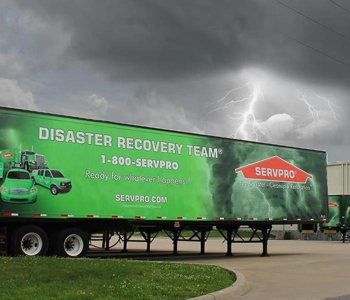 Storm Damage When Storms hit Henry County, SERVPRO is ready to help!