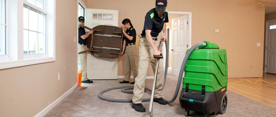 Mcdonough, GA residential restoration cleaning